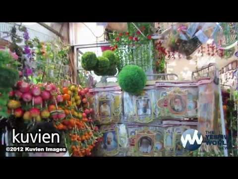 Preparing for Sukkos 5773 in Yerushalayim - הכנות לחג הסוכות בירושלים
