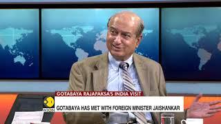 WION Exclusively spoke to Gopalaswami Parthasarathy over Gotabaya's visit to India