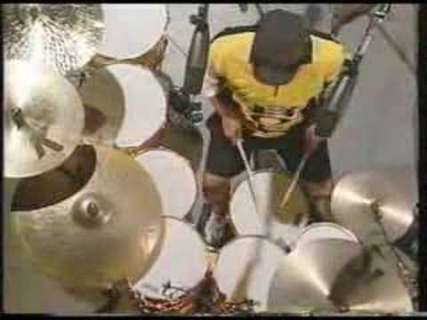 Dennis Chambers Drum Solo