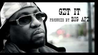 Shabaam Sahdeeq - GET IT  ( prod. BIG APE ) [ OFFICIAL VIDEO ]