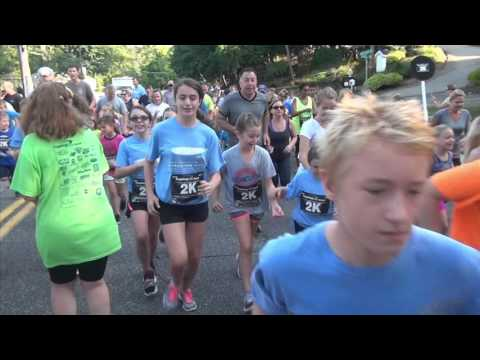 2015 Great Cow Harbor 10K presented by Capital One Bank from RUNNING National Broadcast Series