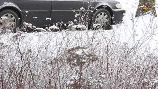 SMHI varnar för snöoväder