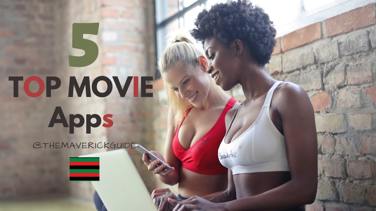 (2020) TOP 5 MOVIE APPS FOR BLACK ENTERTAINMENT