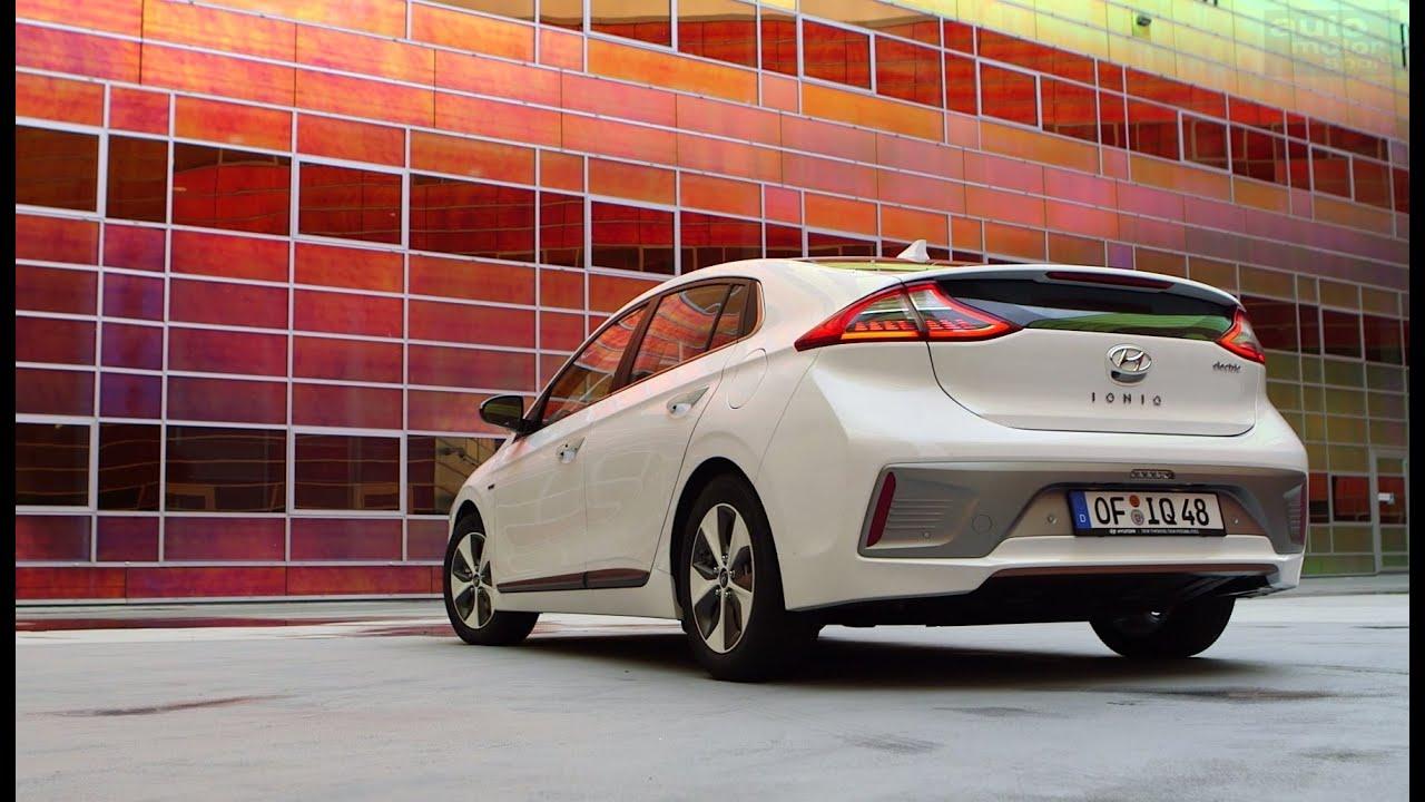 Hyundai IONIQ: Was kann das E-Auto? - Vorfahrt   auto motor und ...