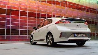 Hyundai IONIQ: Was kann das E-Auto? - Vorfahrt | auto motor und sport