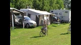 Voorterein Camping Si-Es-An Balkbrug Heerlijk Kamperen.MOD