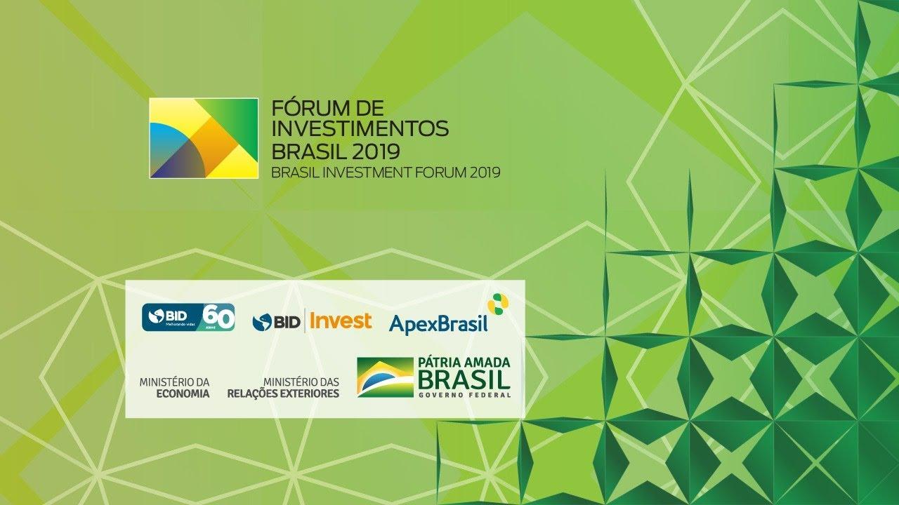 """Resultado de imagem para """"Brasil: potência agrícola sustentável"""" foi tema no Brasil Investment Forum"""