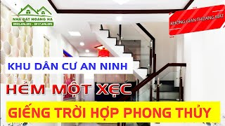 Bán Nhà Quận Gò Vấp ✅ Có Giếng Trời Hợp Phong Thủy - Nhà Mới 100% - Hẻm 1 Xẹc Cách Mặt Tiền 50m (31)