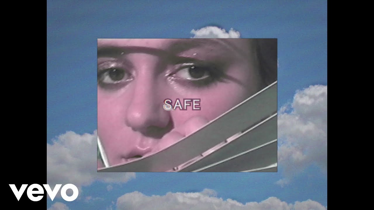 Daya - Safe (Lyric Video)