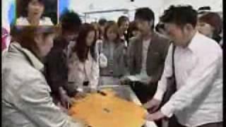 Mágica com a camisa da Lacoste! Incrível! ラコステ 検索動画 30