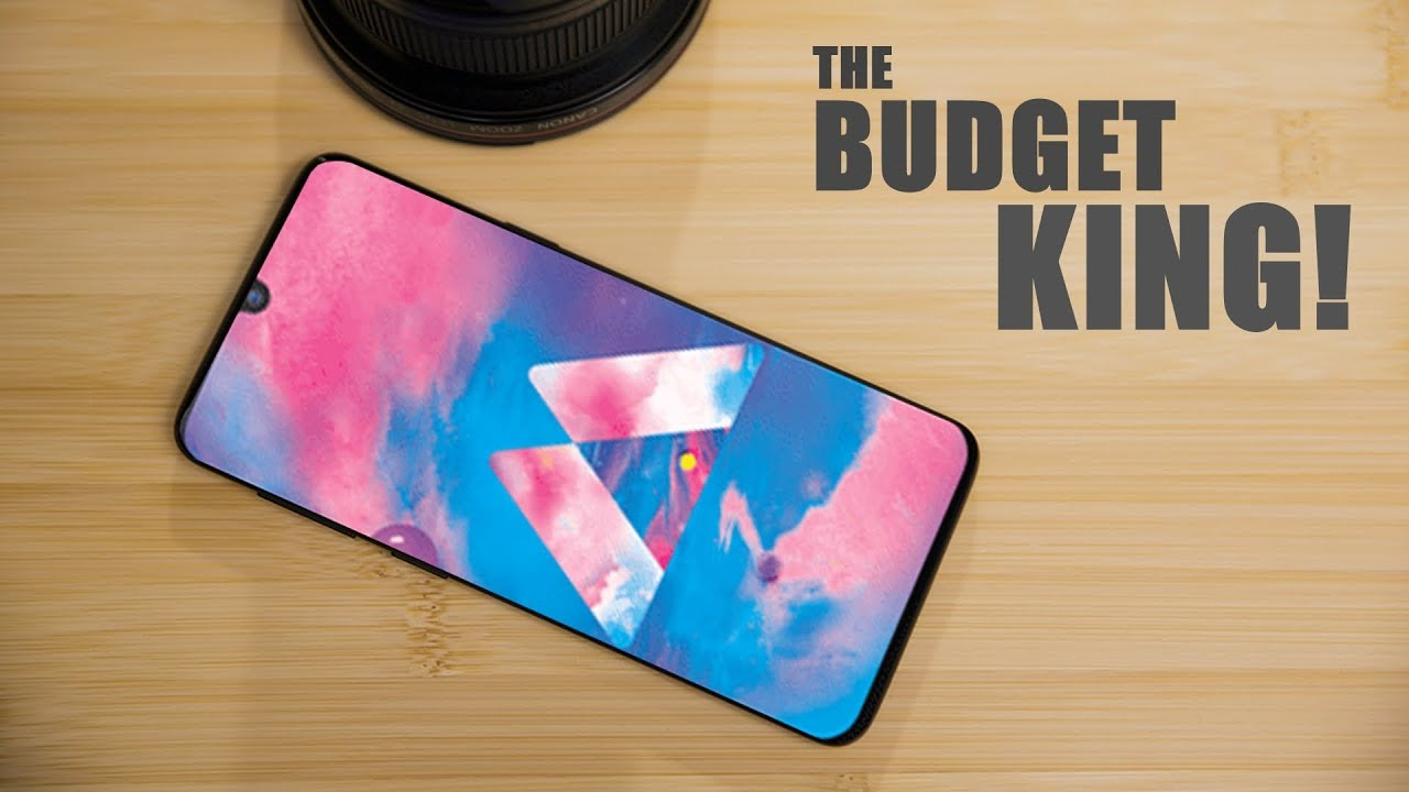 Samsung Galaxy M30 Great Low-Budget Choice