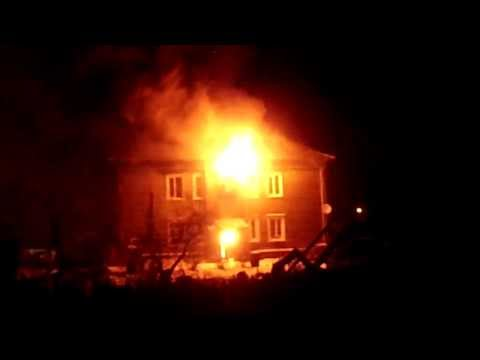 В Белозерске 13-летняя погибла на пожаре, спасая мать-инвалида