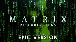 White Rabbit (Full Epic Trailer Version) | The Matrix Resurrections Official Trailer Song Music