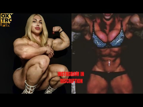 BIGGEST FEMALE BODYBUILDER IN THE WORLD | UFBBH |