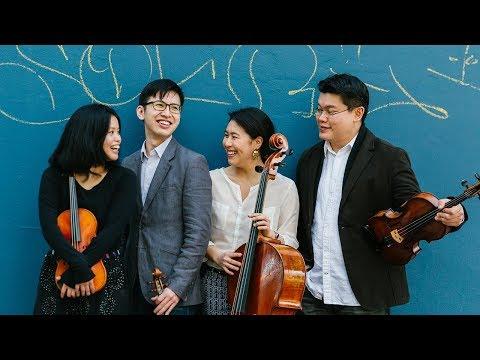 The Formosa Quartet Residency at EMU