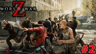 World War Z Part-2 in Tamil | Tamil Gamers