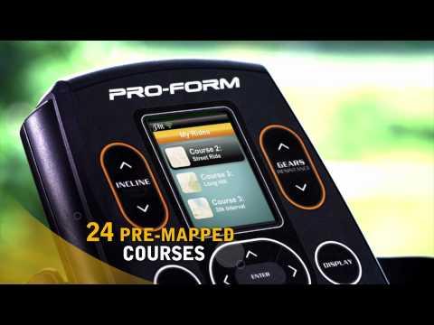 Tour De France : The Official Training Bike By Proform