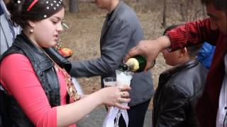 Цыганская свадьба в Троицке 26 апреля 2015