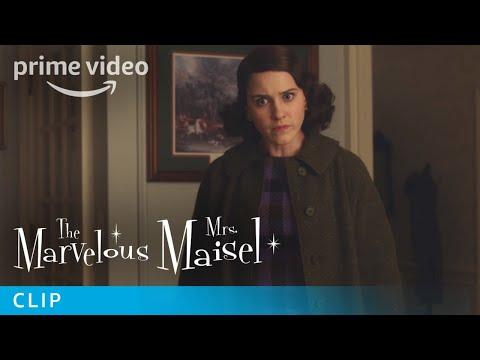 The Marvelous Mrs. Maisel - Clip: Curfew [HD]   Amazon Video