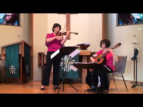 Guitar in Chamber Music 1