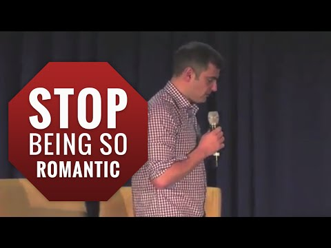 Blindsided by Innovation: Stop Being Romantic!