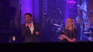 Joe McElderry & Kerry Ellis - Time of My Life - Union Chapel London