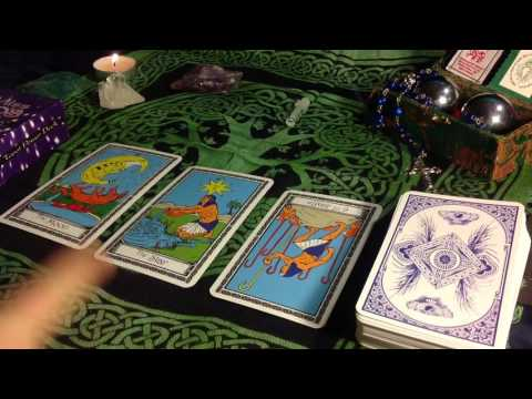 Miss Cleo Tarot Shockingly Accurate Reading