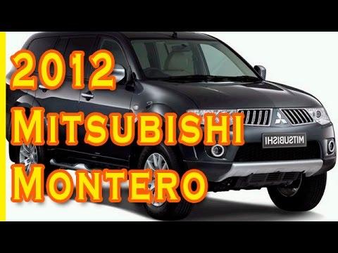 2012 mitsubishi montero impression and revew of suv 2012 mitsubishi montero