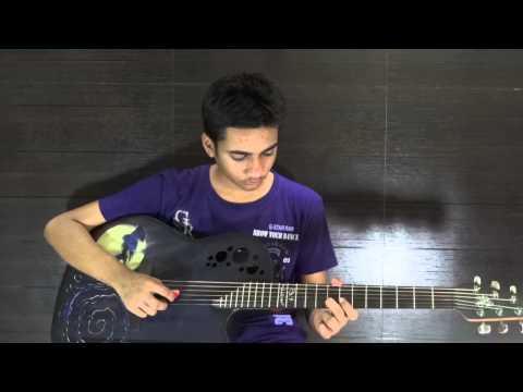 Is Dard-e-dil Ki Sifarish (Baarish) Guitar Instrumental with TABS - Yaariyan