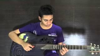 Is Dard-e-dil Ki Sifarish - Baarish Guitar Instrumental with TABS - Yaariyan