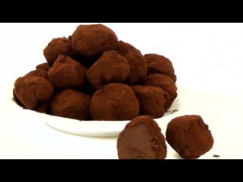 Лучшие домашние конфеты.  Шоколадные трюфели.
