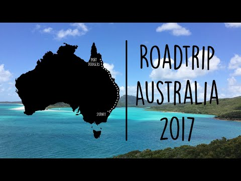 Road Trip Australia 2017 - East Coast