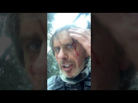 Yukon Man Gored by Bison || ViralHog
