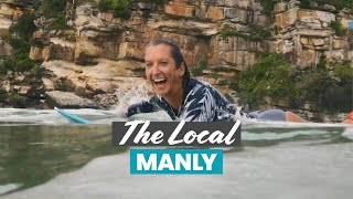 Surfing Manly - Surfing Australia and Visit NSW present The Local with Layne Beachley