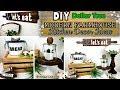Gambar cover Dollar Tree DIY | Farmhouse Kitchen Decor | DIY Home Decor Ideas 2019