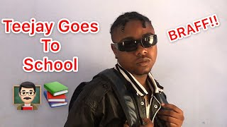 Teejay Goes To School | @nitro__immortal