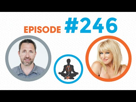 Suzanne Somers: Toxic Mold, Breast Cancer & C-section Risks - #246