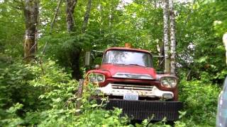 "1959 Chevy Viking 60 Tow Truck ""Homer"" Part 1"