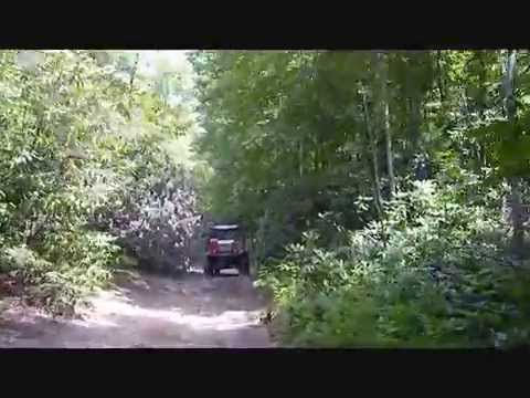 7/30-8/1 SXS Ride Wagon Wheel WV Travel Video