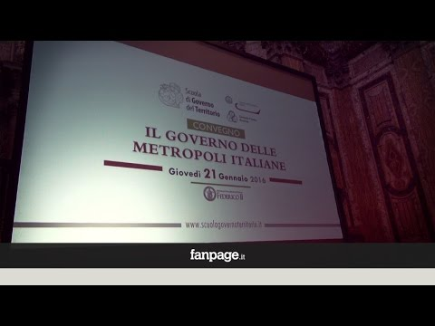 Il Governo delle Metropoli Italiane alla Scuola di Governo del Territorio