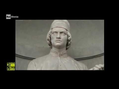 (anniversari nascita 1404) ** 18 febbraio ** Genova: Leon Battista Alberti, arte+scienza italiane
