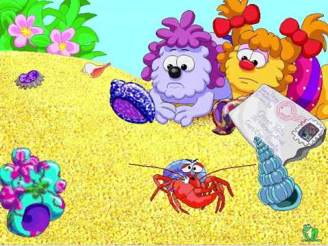 Fisher-Price Read & Play: A Day At The Beach With The Fuzzooly Family Playthrough