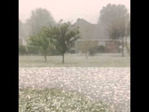 CHANDLER, TX HAIL (04/14/14)
