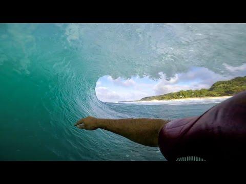 GoPro: Anthony Walsh - Pipeline, HI - 12.22.16 - Surf