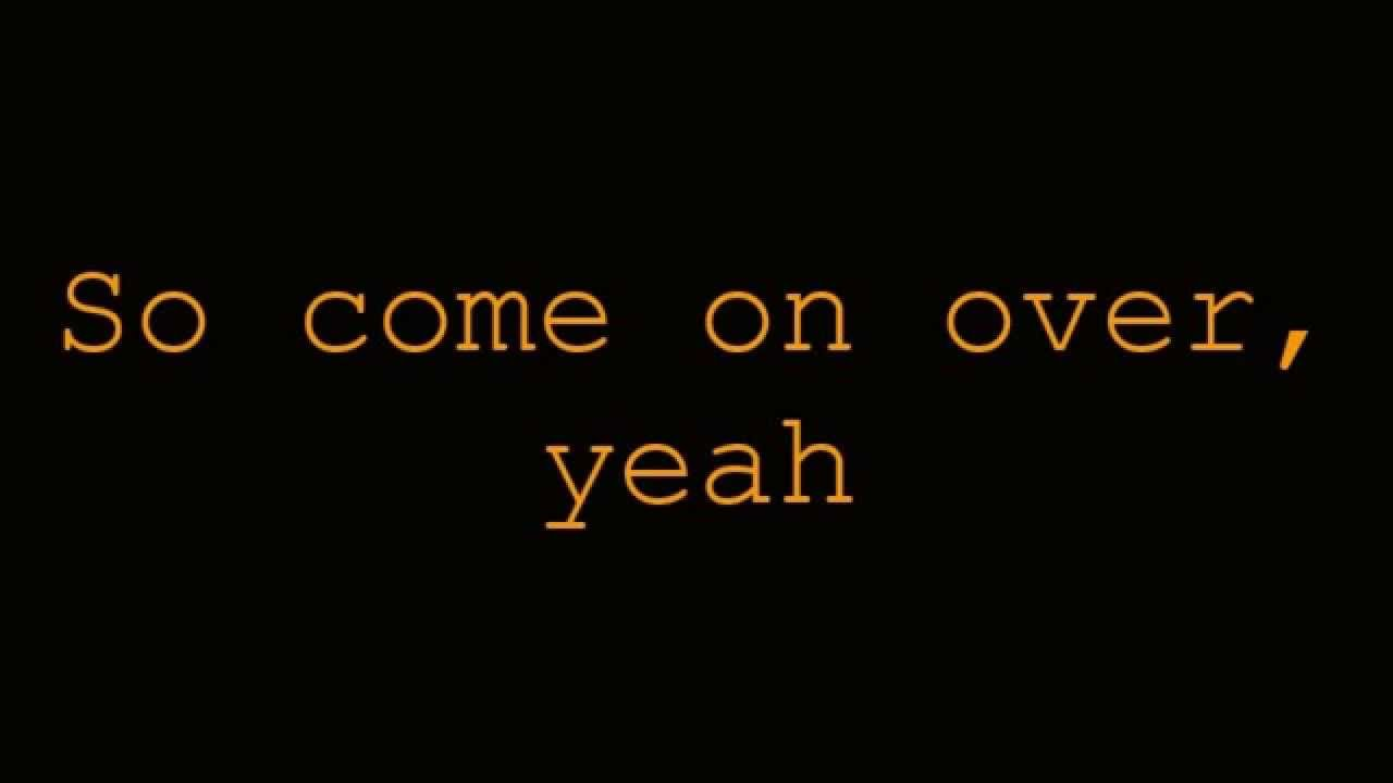 The Internet - Come Over Lyrics | MetroLyrics