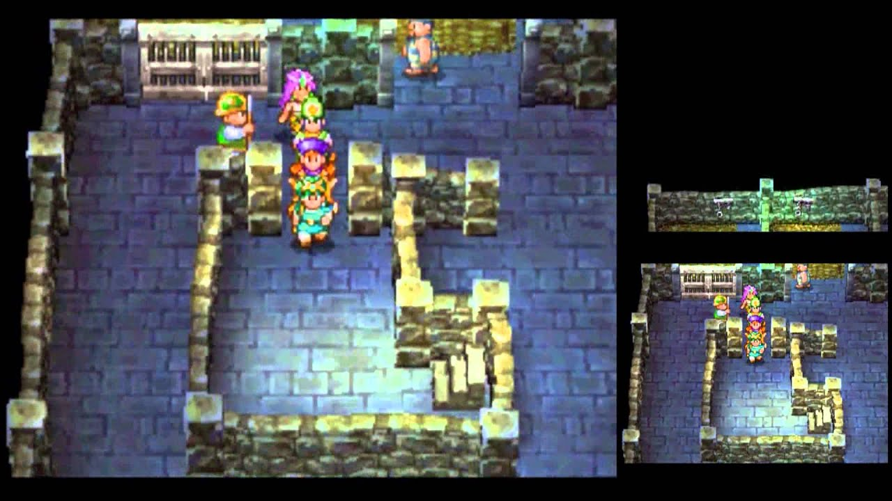 Dragon Quest 6 Ds Fliegender Teppich Dragon Quest Iv Ds Commentary 049 Rosehill Sir