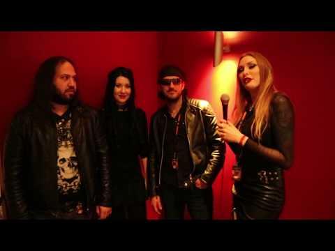 Fallen Arise interview at Hammerfest