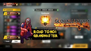 Season 10 🔥:: Road TO NO 1 Grand Master🔥 :: Top 1 Global🔥