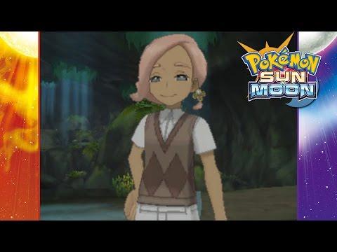 Pokemon Sun and Moon - Part 7   Captain Ilima's Island Trial!