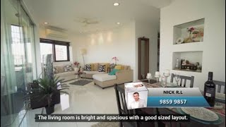#Nicknrina-  Seaview @ The Bayshore , beautiful 3 bedder
